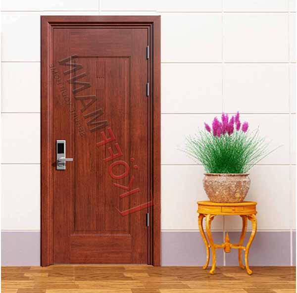 3 lý do nên chọn cửa thép vân gỗ
