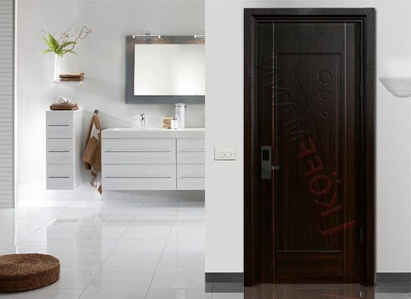 Cửa nhà vệ sinh nên dùng loại cửa nào thích hợp nhất