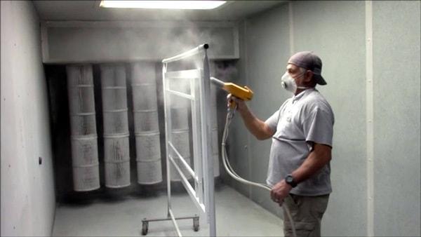Ưu nhược điểm của công nghệ phun sơn tĩnh điện