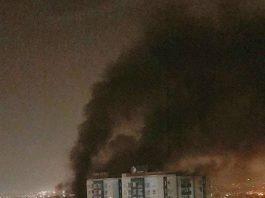 Cháy ở chung cư Carina quận 8: Lửa không đáng sợ bằng khói