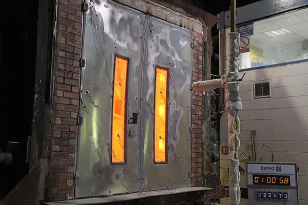 Những thông tin chi tiết về cửa thép chống cháy 90 phút