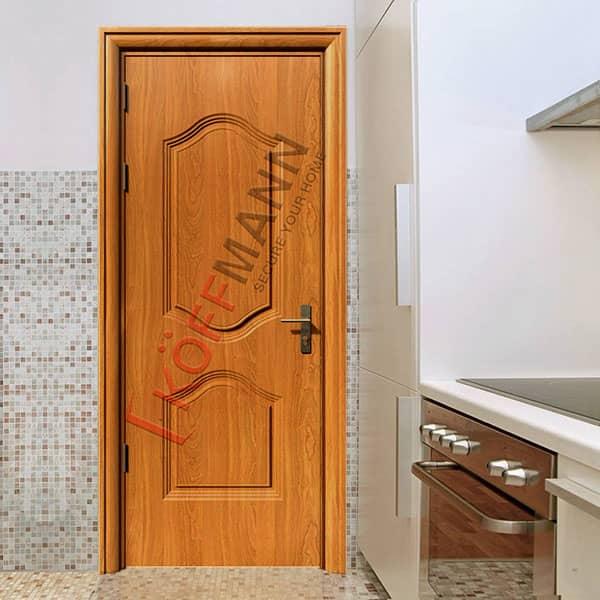 Cửa thép vân gỗ có giá bao nhiêu tiền?