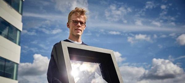 Cửa sổ chuyển hóa điện từ ánh sáng mặt trời thế hệ mới