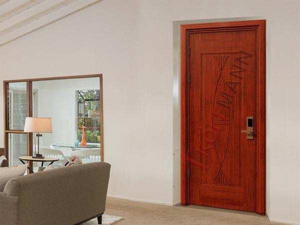 Sử dụng cửa thép vân gỗ 1 cánh cho ngôi nhà của bạn