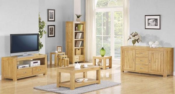 Cách thiết kế nội thất với chất liệu gỗ