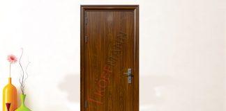So sánh giá cửa thép vân gỗ và cửa nhôm kính