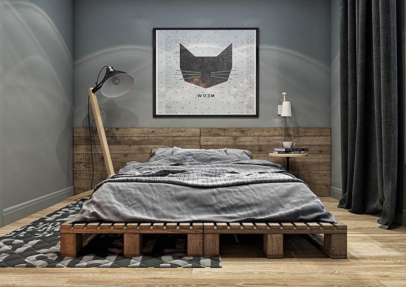 trang trí nội thất phòng ngủ phù hợp