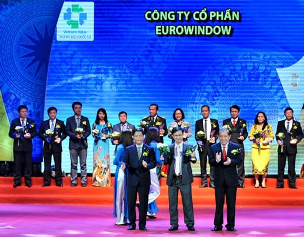 Eurowindow- thương hiệu cửa nhựa hàng đầu Việt Nam