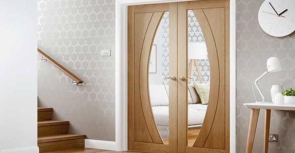 Nên dùng loại cửa phòng ngủ nào để chống ồn hiệu quả