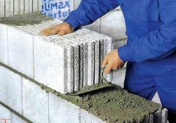 Xây nhà bằng bê tông xốp thì có những ưu điểm nào?