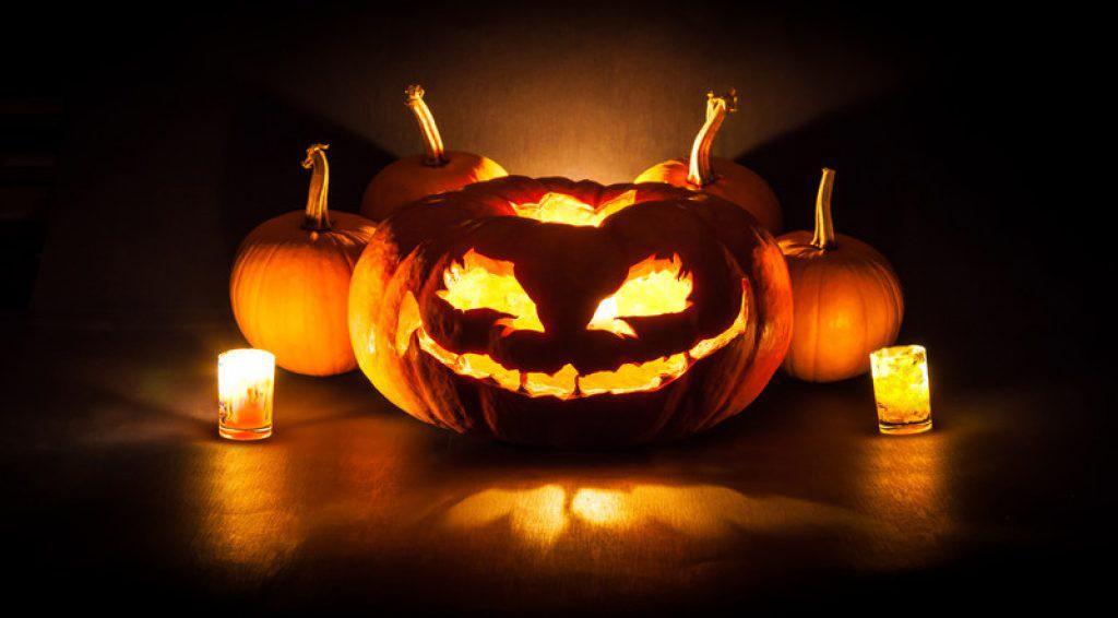 ý tưởng trang trí halloween