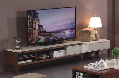 hình ảnh kệ tivi đẹp bằng gỗ