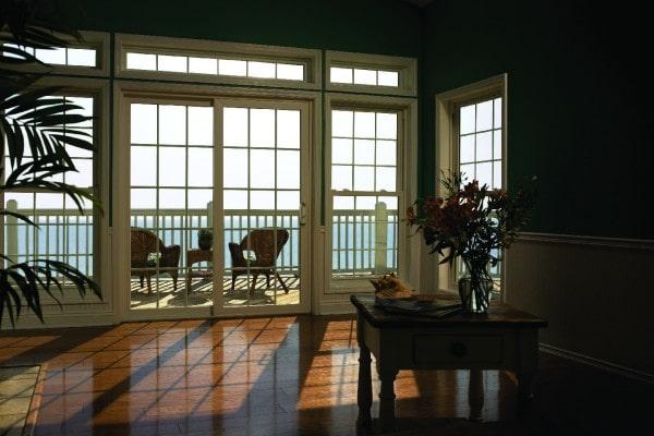 Cửa ban công và cửa sổ ban công là gì?
