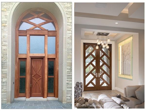 Tại sao chọn cửa gỗ cho ngôi nhà